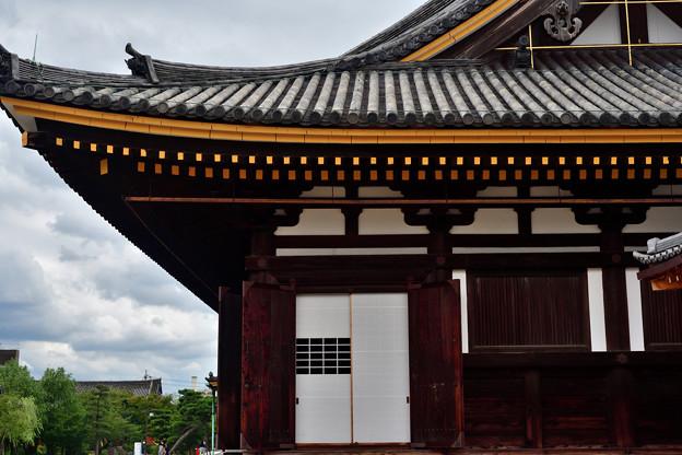 Photos: 2020_0913_142240 三十三間堂のコロナ対策