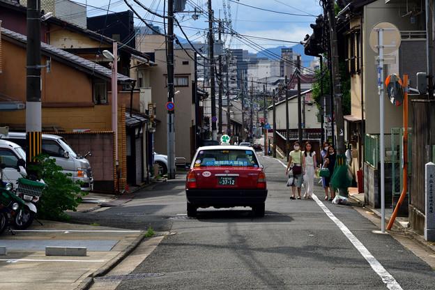 Photos: 2020_0913_145152 タクシー御用達の道