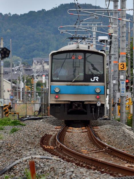 Photos: 2020_0920_142048 JR奈良線 普通
