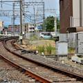Photos: 2020_0920_135240 乗り入れ連絡線の痕跡(下り線)