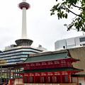 Photos: 2020_1010_145224 京都タワーと羅生門
