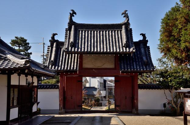 Photos: 2020_1115_112903 萬福寺総門