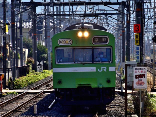 2020_1115_114552 奈良線の103系