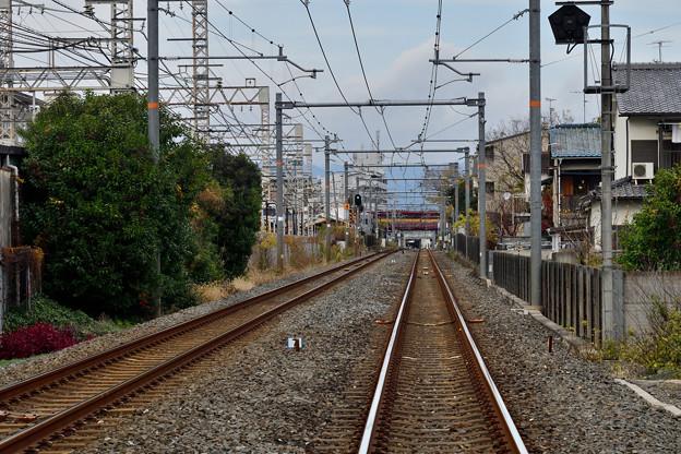 Photos: 2020_1213_141540 本町廿十丁目踏切(JR)