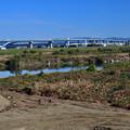 Photos: 2020_1206_110947 木津川を渡る。