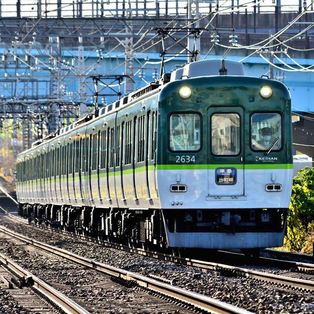2020_1206_143304_01 新高瀬川踏切から大阪側を見る。