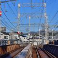 Photos: 2020_1206_150355 三栖踏切京都側