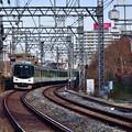 2021_0111_134907 蔵谷踏切から京都方をみる。