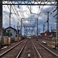 Photos: 2020_1128_124251 枚方公園踏切から大阪側