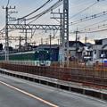 Photos: 2021_0111_141346 府道八尾枚方線と並行する。