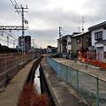 Photos: 2021_0111_141859 蝶矢踏切大阪側
