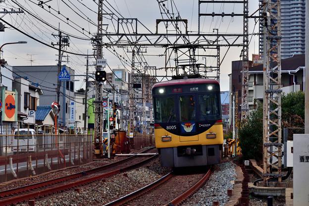 2021_0111_145920 香里6号踏切から大阪側