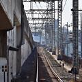 Photos: 2020_1226_132428 下木田踏切上り線の大阪側