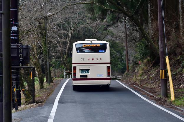 2021_0207_150548 貴船と貴船口駅を結ぶバス