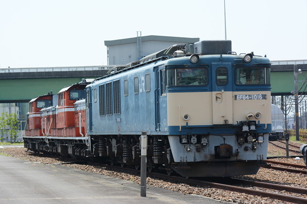 DD51853+1805+EF641016解体