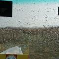 Photos: 雨の中