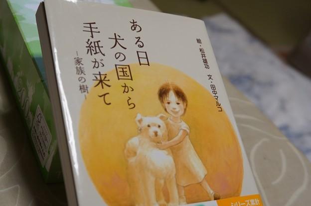 ある日犬の国から手紙が来て
