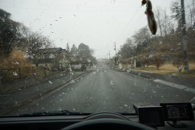 大荒れ天気
