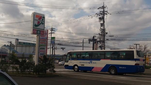 西日本JRバス エアロバス