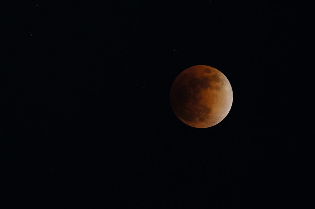 2018.01.31. Total lunar eclipse Show
