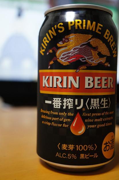 2018.05.18. Kirin Beer Black