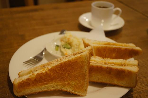 2018.06.07. Tuna Toast