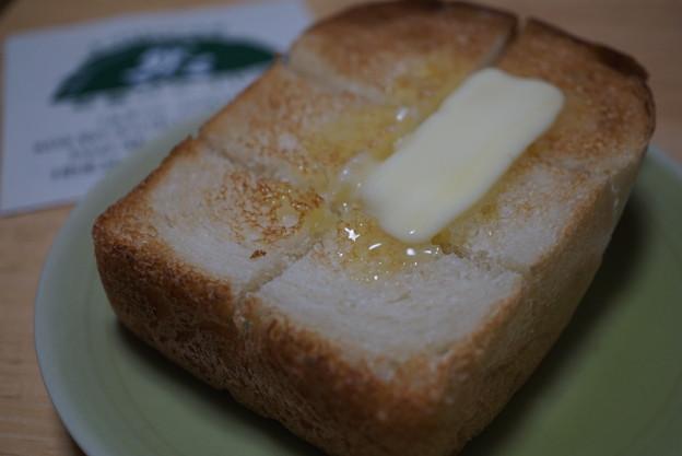 butter toast