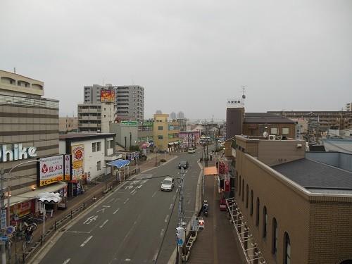 鴻池新田南側