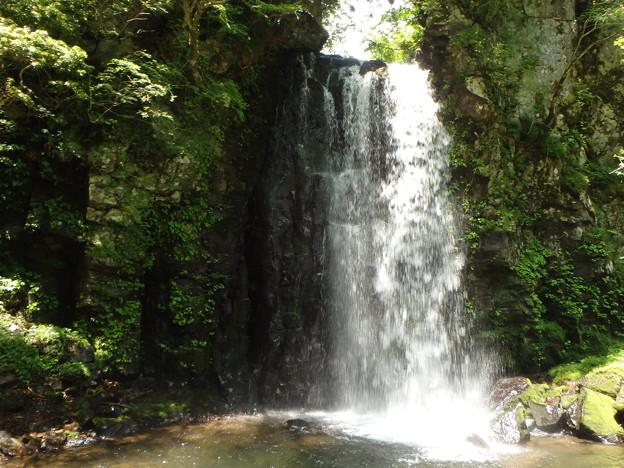 最後の方の滝