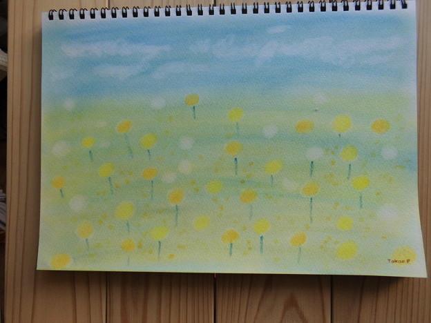 3月のウェルシアの絵