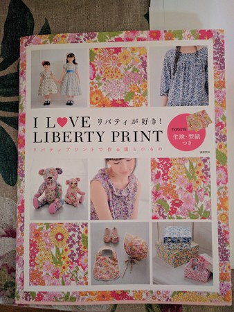 I love Liberty Print