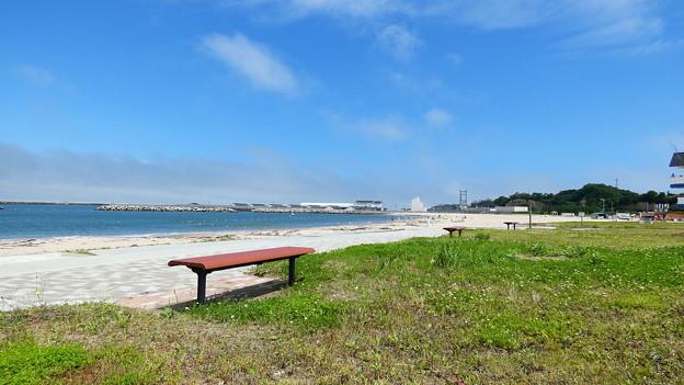 原釜尾浜海水浴場