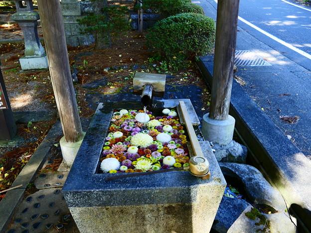 岳温泉神社