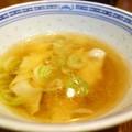写真: ワンタンスープ