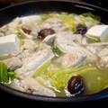 写真: 鶏水炊き