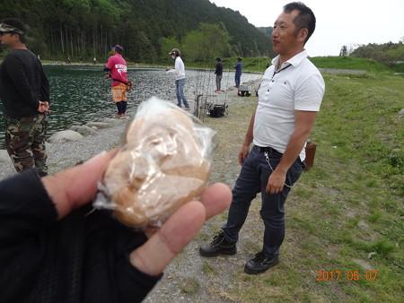 2017 アイランドカップ大芦川戦に参戦