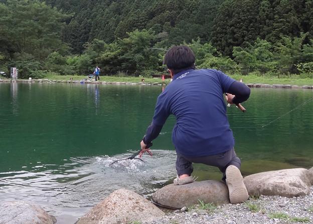 チーム頂鱒 第3回イタダキング選手権大会 -頂王- with BCA と愉快な釣りキチ達