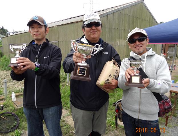 座間養魚場 第4回Zカップ最終戦