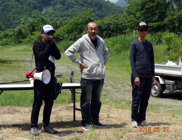 2017~2018 中津カップ第4戦(最終戦)