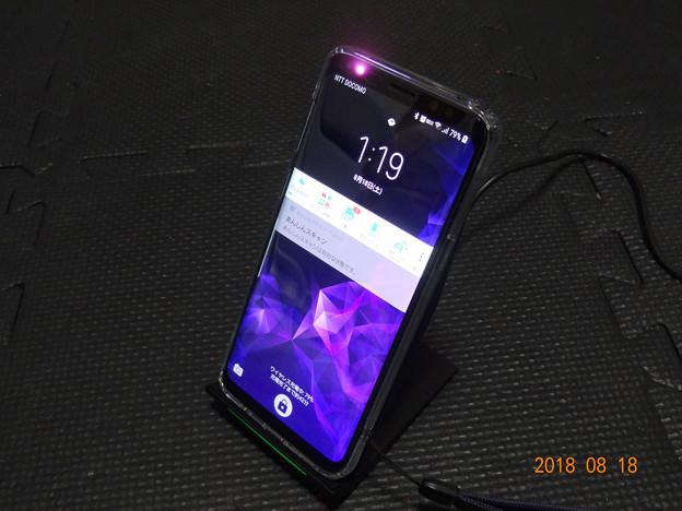 Samsun GalaxyS9 購入