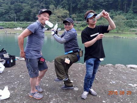 上州最強チーム戦のプラをFF中津沢で^^