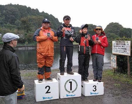 第20回 チャレンジカップ・キングフィッシャー優勝ぼんどさん