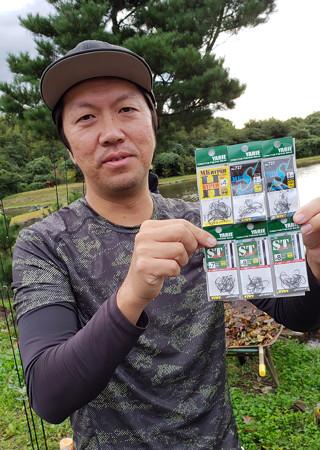 2018-2019 オープン初日の那須高原ルアーフィールド