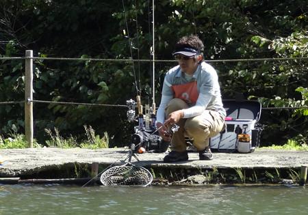 2018 管理釣り場ドットコム・足柄戦