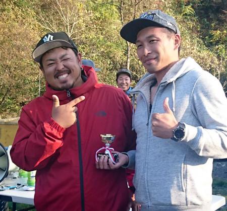 第18回トラウトキング選手権 地方予選 FPB・NewDrawer in 迦葉山