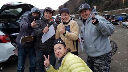 2018~2019 中津カップ 第2回年間大会