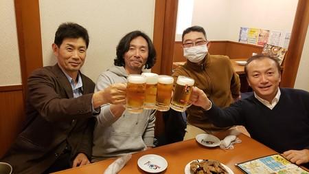 落Pさん5年連続トラキンエキスパート進出祝賀会^^