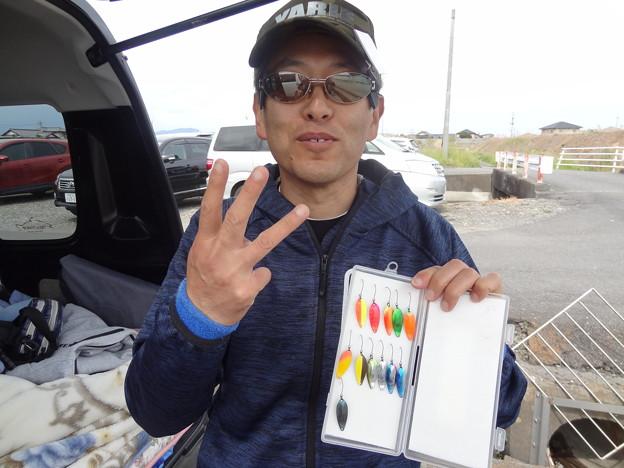 第18回トラウトキング選手権 エキスパート 第三戦アルクスポンド焼津