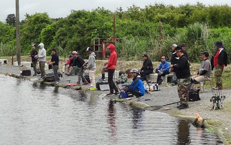 2019 キングフィッシャー夏の陣第弐戦