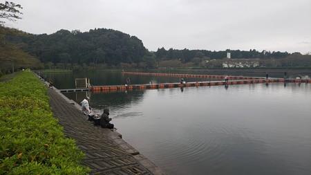 2019' 東山湖釣り初め